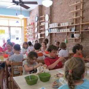 Painted Pot - Children's Party - Cobble Hill