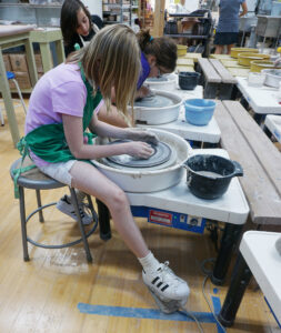 After School Pottery Wheel Class (Tuesday) – Cobble Hill – 10 Week Session: 4:00-6:00 pm Ages 12-15 Years @ Cobble Hill